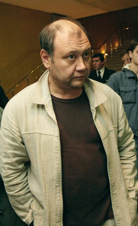 Известный актер московского театра Мастерская Петра Фоменко Юрий