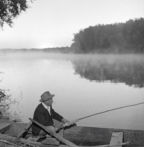 мелеховы на рыбалке тихий дон
