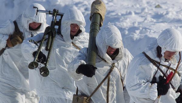 200o Brigada del Rifle motorizada independiente Pechenga